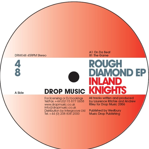 Inland Knights - Rough Diamond EP