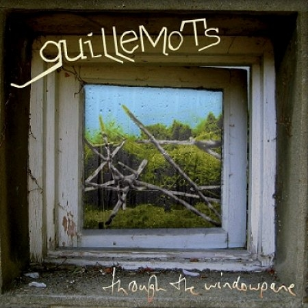 Guillemots - Through the Windowpane - SIGNED CD