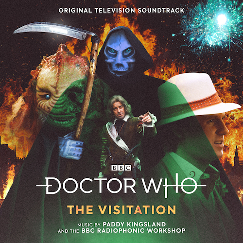Paddy Kingsland|The BBC Radiophonic Workshop - Doctor Who - The Visitation (Original Television Soundtrack)