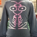 "Vision On ""Blended Colours"" Sweat"