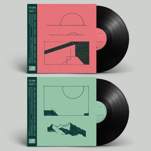 Felbm - Tape 1 / Tape 2