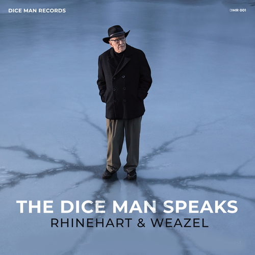 Luke Rhinehart & Sputnik  Weazel - The Dice Man Speaks