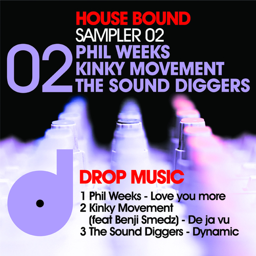 Various Artists - House Bound Sampler 2