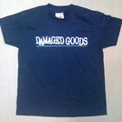Damaged Goods Lip-smackin' Logo T-shirt