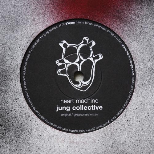 Scrase -  Jung Collective – Heart Machine (incl. Greg Scrase Remix) [NT4]