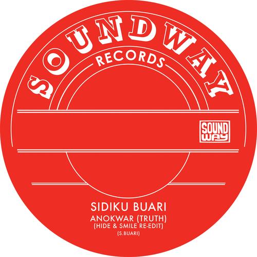 Sidiku Buari - Anokwar
