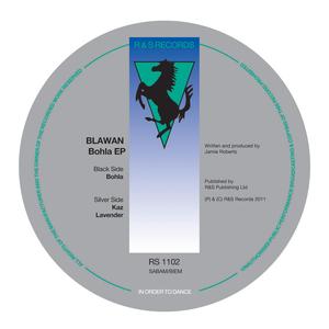 Blawan - Bohla EP
