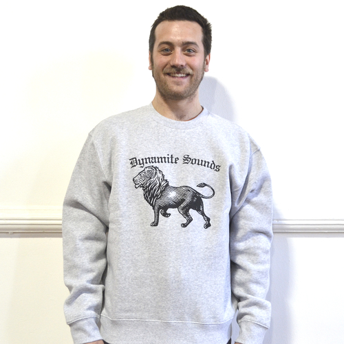 Dynamite Sounds Grey Sweatshirt