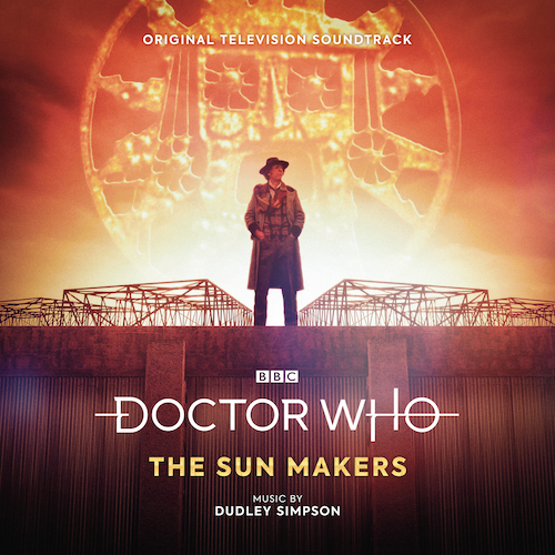 Dudley Simpson|Delia Derbyshire - Doctor Who - The Sun Makers (Original Television Soundtrack)