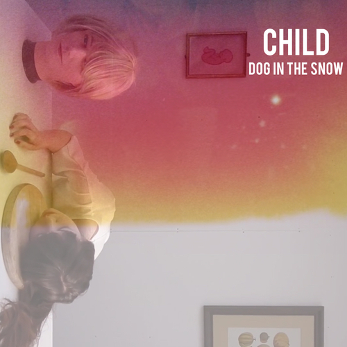 Dog In The Snow - Child