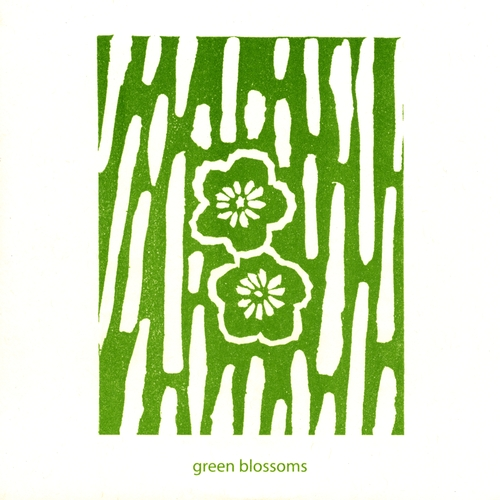 Green Blossoms - Whiskey Leaves