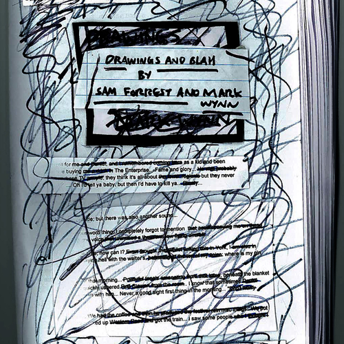 Mark Wynn, Sam Forrest - Drawings And Blah