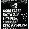 Punk Rock Pizza feat: Nosebleed + more