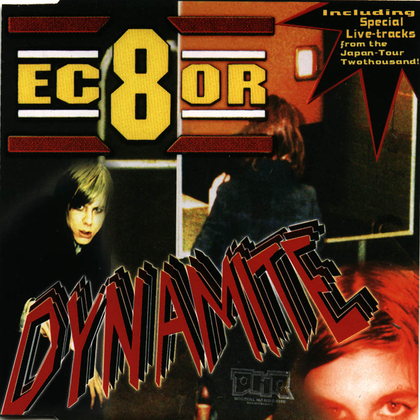 Ec8or - Dynamite cover