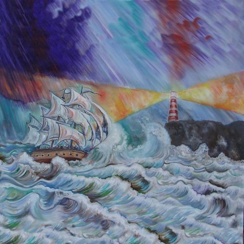 Seas Of Mirth - Hark! The Headland Approacheth
