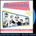 A Bout De Heavenly: The Singles - BLUE VINYL LP