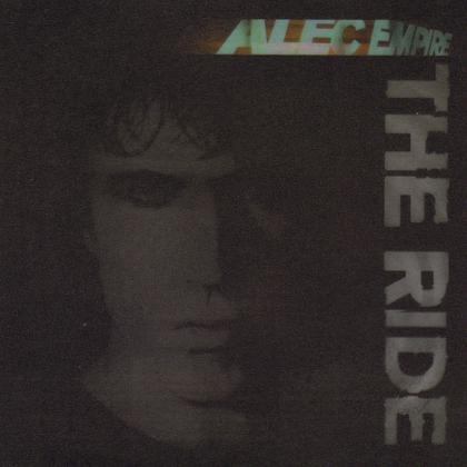 Alec Empire - The Ride cover