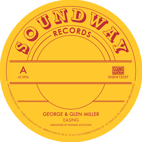 George & Glen Miller - Easing