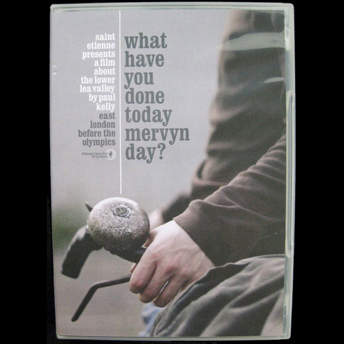 What Have You Done Today Mervyn Day?  DVD and Soundtrack Album Set