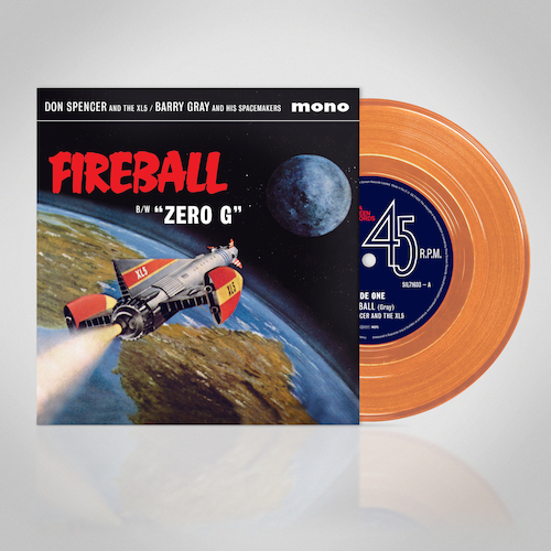 Fireball XL5 7""