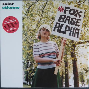 Saint Etienne - Foxbase Alpha Vinyl LP