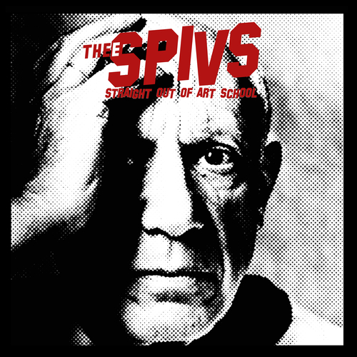 Thee Spivs - Straight Out of Art School