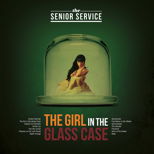 The Senior Service - The Girl In The Glass Case