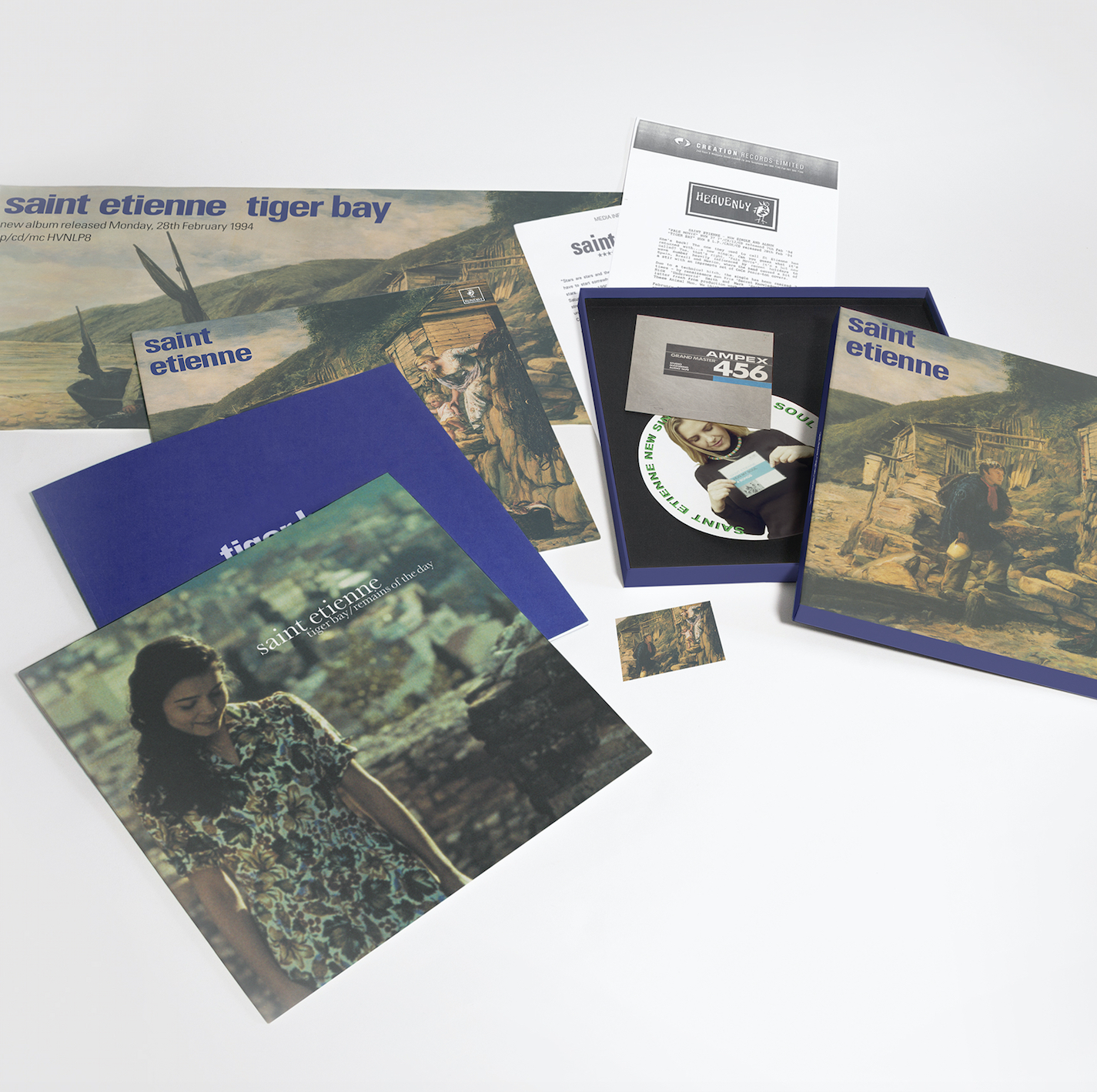 Tiger Bay Vinyl Box Set
