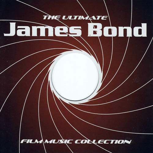 The City Of Prague Philharmonic Orchestra - The Ultimate James Bond Film Music Collection