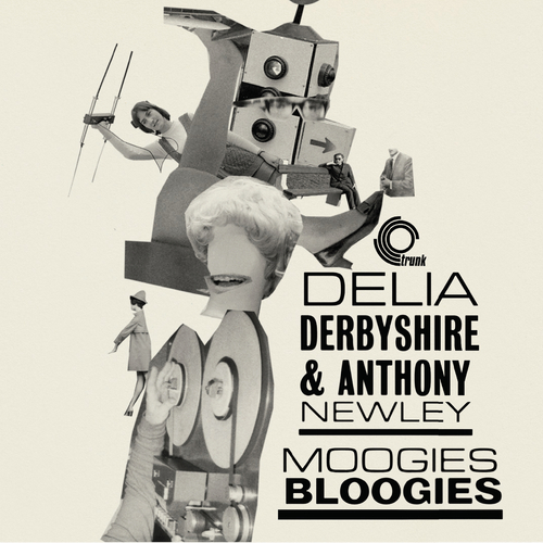 Delia Derbyshire and Anthony Newley - Moogies Bloogies