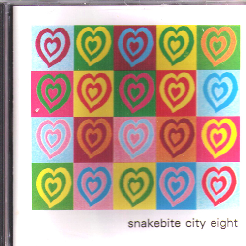 Various Artists - Various - Snakebite City 8 CD