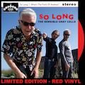 """So Long/What's the Point of Andrew? RED VINYL 7"""""""