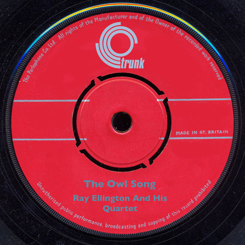 Ray Ellington And His Quartet - The Owl Song