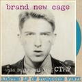 Brand New Cage LP (Turquoise Vinyl)