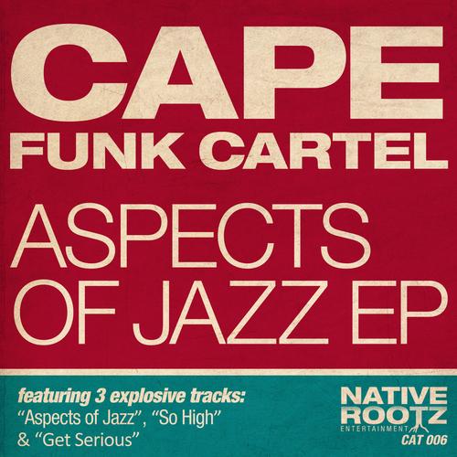 Cape Funk Cartel - Aspects of Jazz
