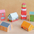 Cut Out Cards - Pack of 6