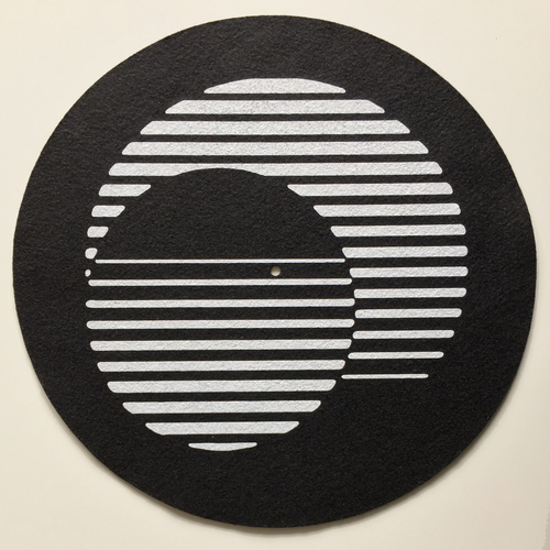Ghost Box Slipmat