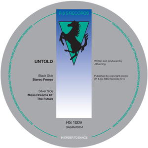 Untold - Stereo Freeze / Mass Dreams Of The Future
