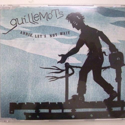 Guillemots - Annie Let's Not Wait CD (promo)