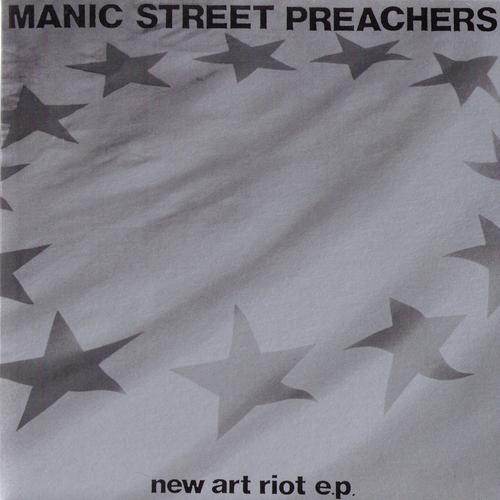 "Manic Street Preachers - Manic Street Preachers - New Art Riot 7"""
