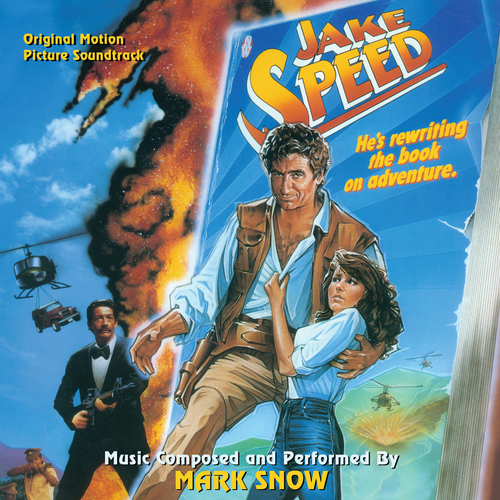 Mark Snow - Jake Speed (Original Soundtrack Recording)