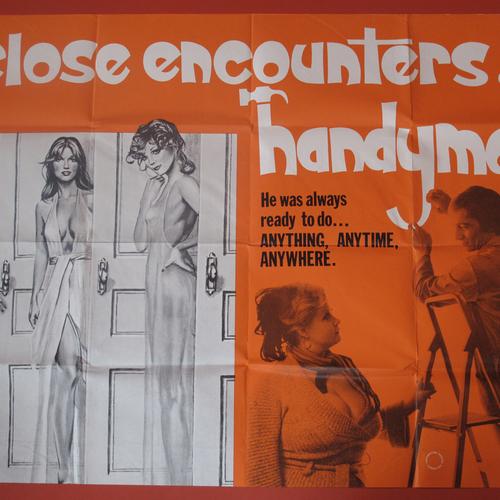 Close Encounters Of A Handyman