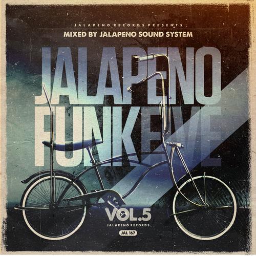 Various Artists - Jalapeno Funk, Vol. 5