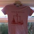 Nine Black Alps Pink Scales T-shirt