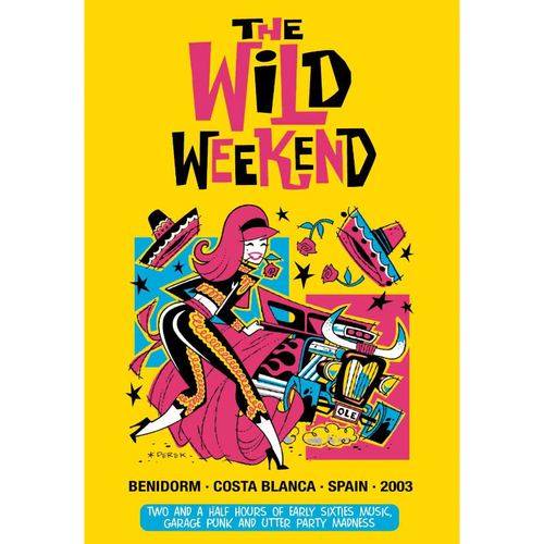 Various - Wild Weekend 2003