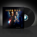 Iron Man Vinyl LP