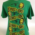 Very Limited Planet Of The Apes Bubble Gum Tee In Green