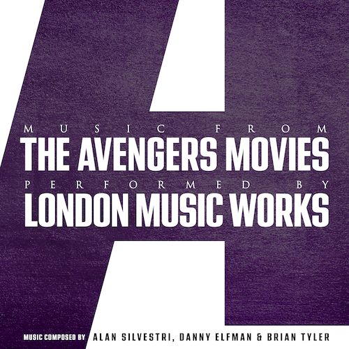Music From The Avengers Movies