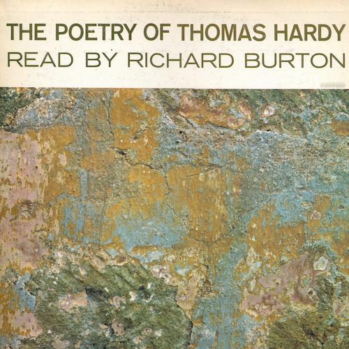 Richard Burton - The Poetry Of Thomas Hardy Read By Richard Burton