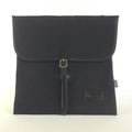 The Classic 12-Inch Record Hunting Bag - Black